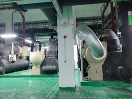 中央空调水蓄冷、中央空调的整体安装、规划及节能改造