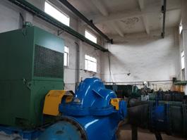 水泵综合节能改造、高低压风机改造