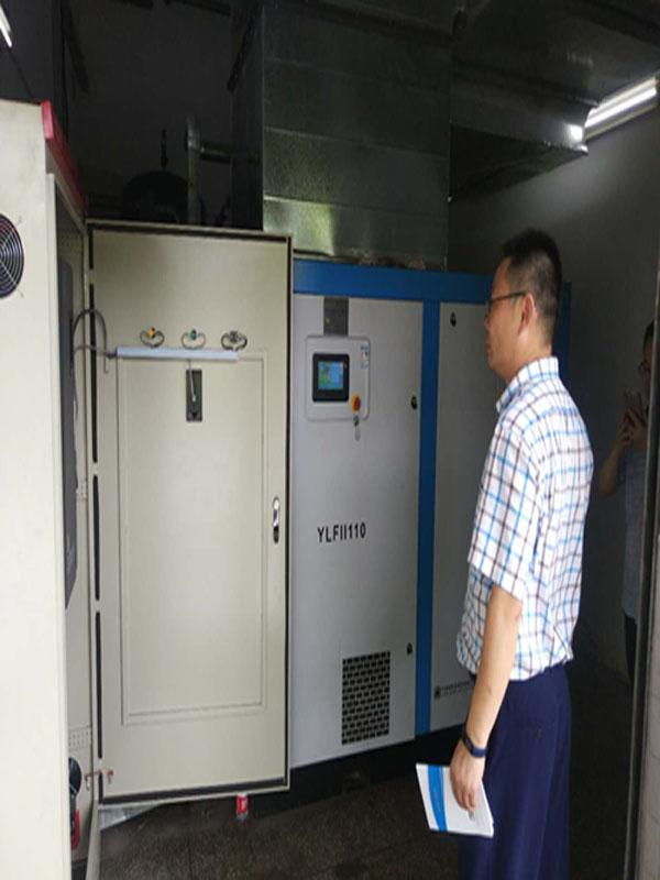 空压机节能改造、能源综合利用或整体EMC置换