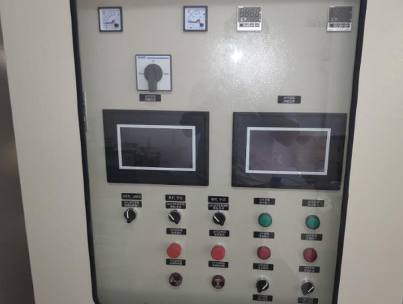 2套冷却水系统控制系统