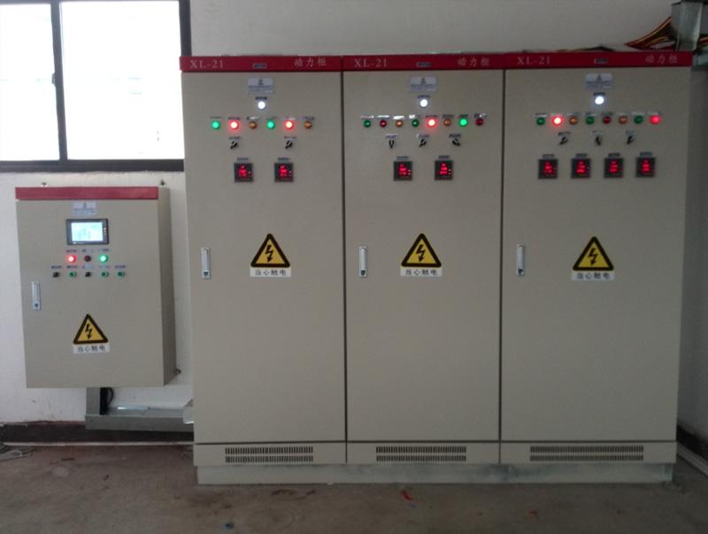 中央空调控制柜系统