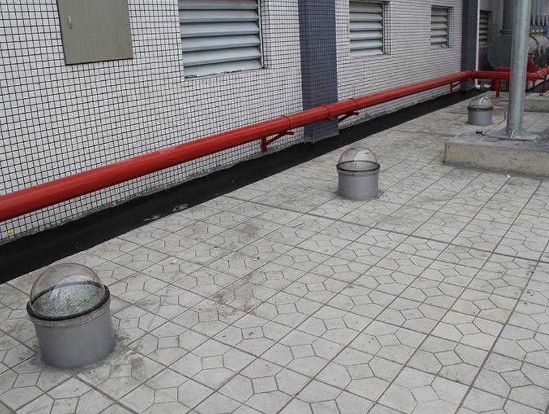 红星变电站地面采光组件-(1)