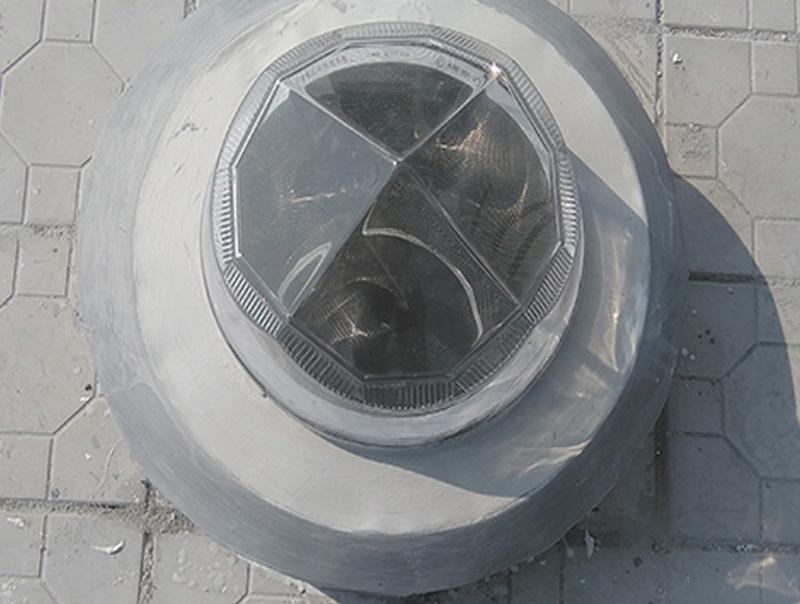 东坑电站光导管组件-(1)